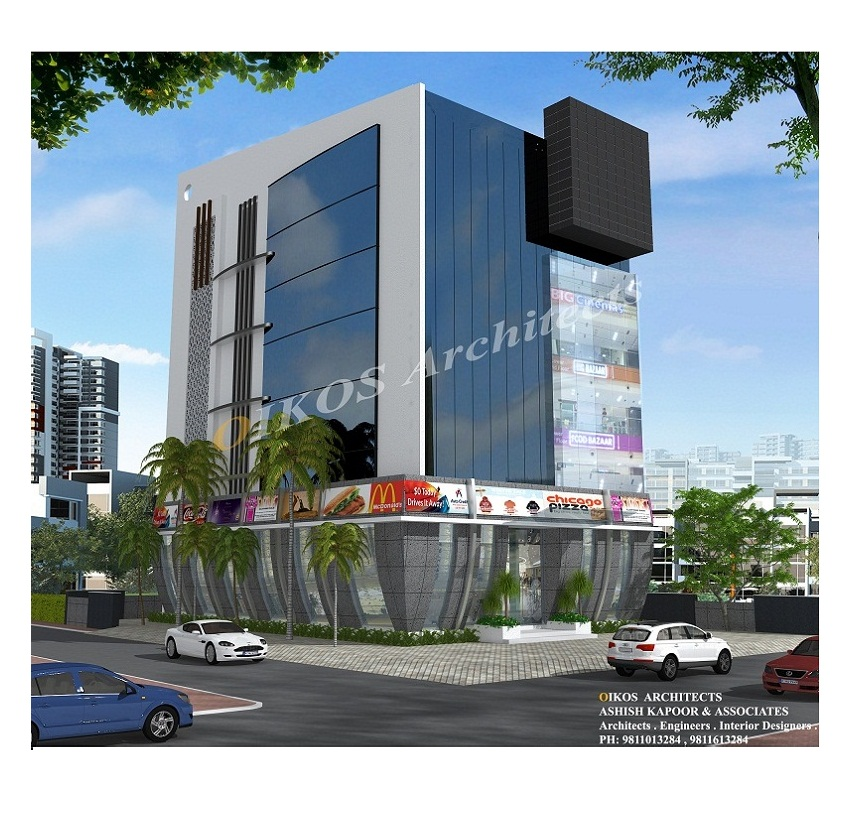 commercial & Residential Project at Ludhiana